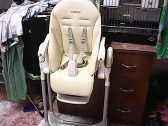 Увидеть изображение  продам стульчик для кормления 34166080 в Тольятти