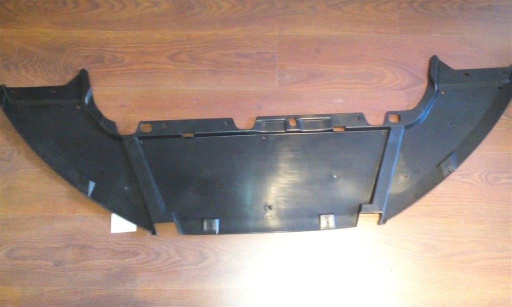 Юбка переднего бампера форд фокус 2 замена
