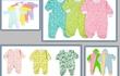 Симпатичные комбинезоны для малышей, с удобными