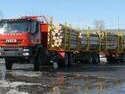 Увидеть фото  Прицепы-сортиментовозы 3-х и 4-х осные Объем перевозимого сортимента до 51 куб, м, Масса перевозимого сортимента до 36 400 кг 33567003 в Томске