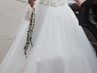 Просмотреть фотографию Свадебные платья Продам свадебное платье! 34154717 в Томске