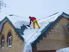 Фото в   Качественно, быстро очистим кровлю от снега, в Томске 1000