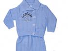 Фото в Для детей Товары для новорожденных Симпатичный вязаный костюмчик «Капитан» для в Томске 623