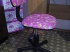 Изображение в   Продам стул на колёсиках, сидение имеет четыре в Томске 1500