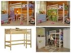 Просмотреть фотографию Текстиль Кровать Чердак для детской комнаты 59355409 в Томске