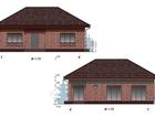 Просмотреть foto Дома Продам 1-этажный кирпичный дом (новостройка)  81265709 в Томске