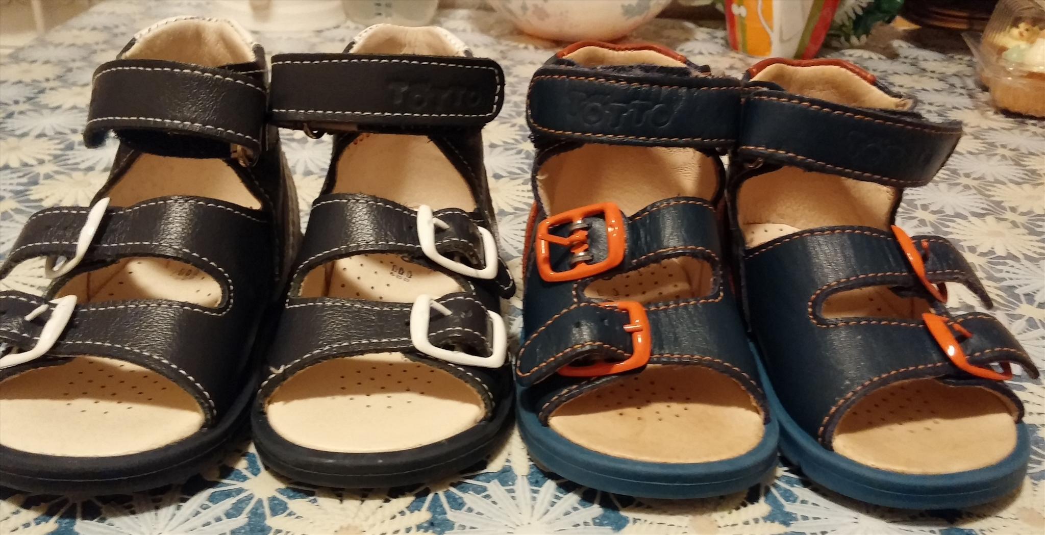 d53db76d7 Скачать фото Детская обувь Продаются детские сандалии, фирмы Totto, 19  размер 35424353 в Туле ...