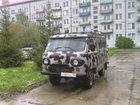 Фотография в Авто Продажа авто с пробегом УАЗ 452 Буханка белый микроавтобус 4 двери, в Туле 165000