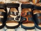 Изображение в Для детей Детская обувь Продаются две пары детских кожаных сандалий. в Туле 1150