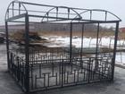Новое фото Разное Беседки металлические каркас 36105792 в Туле
