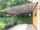Смотреть изображение  автомобильные и садовые навесы 67829088 в Туле