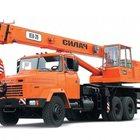 Аренда автокрана 25 тонн 22 метра в Туле и области
