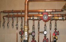 Монтаж всех типов водопровода