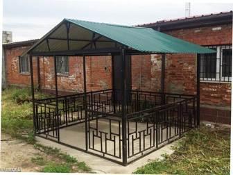 Просмотреть изображение  Беседки для дома и дачи, Доставка по всей области бесплатная, 38829052 в Астрахани