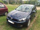 Изображение в   Volkswagen Golf синий хетчбэк 5 дверей, 2011 в Твери 500000