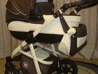Увидеть foto Детские коляски Продаю детскую коляску ANMAR MASERATTI 2 в 1 (Польша) 34492032 в Твери