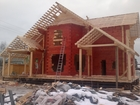 Фото в Недвижимость Агентства недвижимости Строительство домов и бань из профилированного в Твери 8000