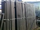 Смотреть фотографию  Продаем металлические столбы для забора от производителя 34753946 в Курске
