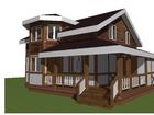Фотография в Услуги компаний и частных лиц Разные услуги Строительство дома для ПМЖ по канадской технологии в Твери 2300000