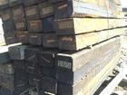 Изображение в Строительство и ремонт Ремонт, отделка Купим шпалы деревянные б. у , желательно в Твери 307