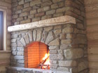Просмотреть фотографию Другие строительные услуги Кладка каминов,печей ,барбекю из кирпича , Художественна кладка на заказ , 38774324 в Твери