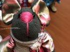 Игрушка Мышь,ручная работа