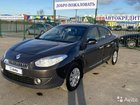 Renault Fluence 1.6 AT, 2012, 111 000 км