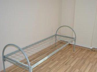 Смотреть фото Строительные материалы Предлагаем железные кровати собственного производства, 37273758 в Твери