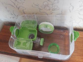 Скачать бесплатно изображение  Клетка для хомяков (грызунов) 66361533 в Твери