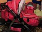 Изображение в Для детей Детские коляски Модель оборудована комфортабельными надувными в Уфе 3000