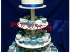 Скачать изображение  Шикарный Свадебный торт в уфе 32519623 в Уфе