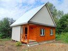 Фото в Строительство и ремонт Строительство домов Строим дома из бревна (сосна), бруса, каркасного в Уфе 300000