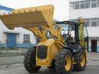 Смотреть foto Автопогрузчик Экскаватор-погрузчик Caterpillar 434F Равноколесный (аналог) 34109633 в Уфе