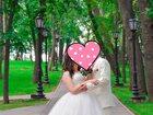 Просмотреть foto Свадебные платья Свадебное платье цвета айвори) 34954567 в Уфе