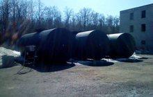 Резервуары емкости под нефтепродукты продаются