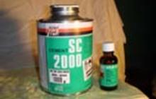 Стыковка конвейерных лент, Клей SC2000