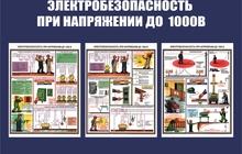 Стенды и плакаты по охране труда / пожарной безопасности