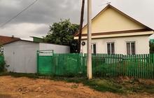Одноэтажный кирпичный дом в Тимашево