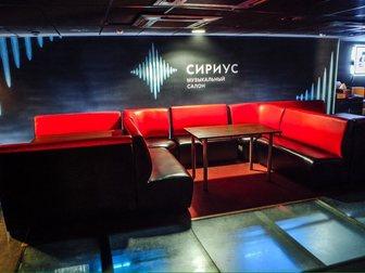 Скачать бесплатно изображение  Мягкая мебель для кафе, ресторанов, офисов, кальянных на заказ 32481112 в Уфе