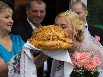 Скачать фотографию Организация праздников Свадебный каравай или чак чак в подарок при заказе торта 33195509 в Уфе
