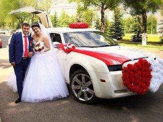 Смотреть foto Организация праздников Свадебные украшения на машину, 33593997 в Уфе
