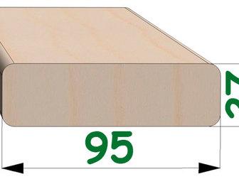 Новое изображение Отделочные материалы Полок и изделия из африканского абаша 37134546 в Уфе