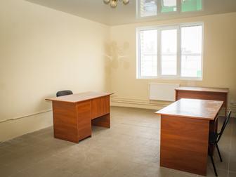 Офисное помещение на 3 этаже офисного здания по ул,  Трамвайная, 4а с удобным подъездом,  В офисе выполнен качественный ремонт, сан, узел на этаже,  Здание находится в Уфе