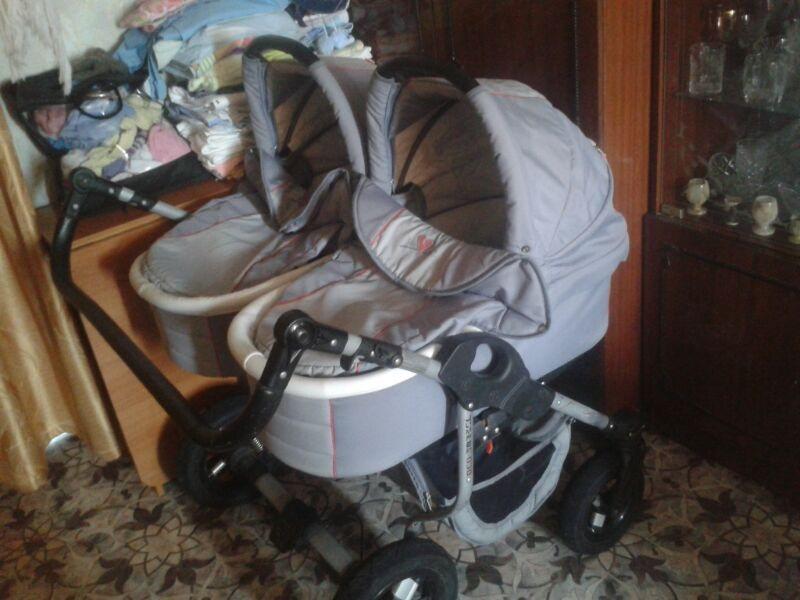 Купить коляску для двойни уфа