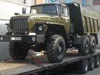 Смотреть фотографию Грузовые автомобили Продам а/м Урал 55571 самосвал с задней разгрузкой (совок) 33691899 в Улан-Удэ