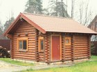 Свежее фото  Бани «под ключ» из экологически чистого материала 34815264 в Ульяновске