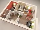 Фотография в Недвижимость Продажа квартир Предлагаем уютные мансардные квартиры разной в Ульяновске 2698000