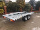 Просмотреть фотографию  Новый прицеп автовоз к легковому автомобилю(Rydwan) 68295969 в Ульяновске