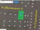 Скачать бесплатно фотографию Земельные участки Участок земли в квартале для многодетных 72116205 в Ульяновске