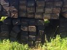Фото в Строительство и ремонт Разное Шпалы деревянные б. у. оптом от 250 штук. в Валдае 10